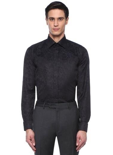 Eton Gömlek Siyah